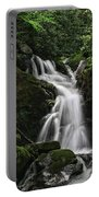 Top Of Mouse Creek Falls  Portable Battery Charger