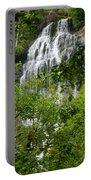 Top Of Munson Creek Falls Portable Battery Charger