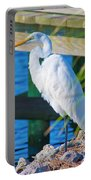 Topsail Egret Portable Battery Charger