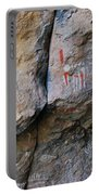 Toquima Cave Pictographs Portable Battery Charger