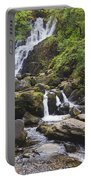 Torc Waterfall In Killarney National Portable Battery Charger