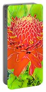 Torch Ginger Aloha Portable Battery Charger