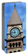 Toronto Clock Tower Portable Battery Charger