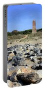 Torre De Los Ladrones At Cabopino Portable Battery Charger