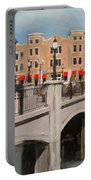 Tosa Village Bridge Portable Battery Charger