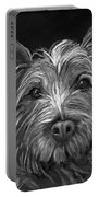 Tosha The Highland Terrier Portable Battery Charger
