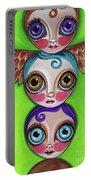 Totem Dolls Portable Battery Charger