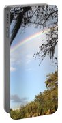 Touch A Rainbow  Portable Battery Charger