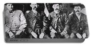 Tough Men Of The Old West Portable Battery Charger