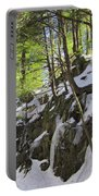Tough Trees Portable Battery Charger