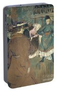 Toulouse-lautrec, 1892 Portable Battery Charger