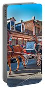 Touring The French Quarter Portable Battery Charger