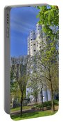 Tours Aillaud Building Portable Battery Charger