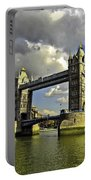 Tower Bridge I Portable Battery Charger