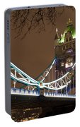 Tower Bridge Lights Portable Battery Charger
