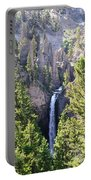 Tower Fall Yellowstone Portable Battery Charger