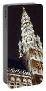 Brussels Tower Light Portable Battery Charger
