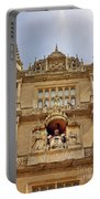 Tower Of The Five Orders Bodleian Library Oxford Portable Battery Charger
