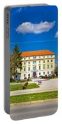 Town Of Ludbreg Square View Portable Battery Charger