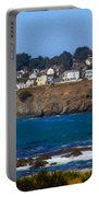Town Of Mendocino Portable Battery Charger