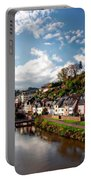Town Of Saarburg Portable Battery Charger