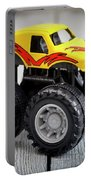 Toy Monster Truck Portable Battery Charger