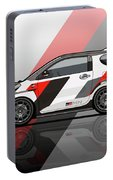 Toyota Scion Grmn Iq Racing Concept Portable Battery Charger