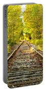 Track To Nowhere Portable Battery Charger