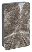 Tracks Bw Portable Battery Charger