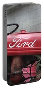 Tractor, Ford  Portable Battery Charger