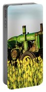 Tractor In A Field Portable Battery Charger