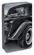 Tradional Hot Rod Portable Battery Charger