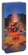 Trafalgar Square Fountain Portable Battery Charger