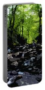 Trail To Chimney Top Portable Battery Charger
