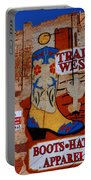 Trail West Mural Portable Battery Charger