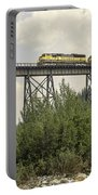 Train On Trestle Portable Battery Charger