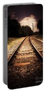 Train Tour Of Darkness Portable Battery Charger