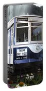 Trains Brookfield Zoo Trolley Car 141 Portable Battery Charger