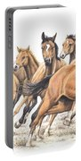 Trakehner Portable Battery Charger