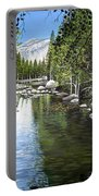 Tranquil Forest Portable Battery Charger
