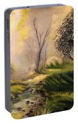 Tranquil Spring  Portable Battery Charger