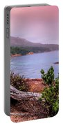 Tranquillity At Dawn Portable Battery Charger