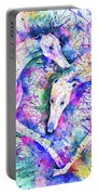 Transcendent Greyhounds Portable Battery Charger