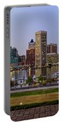 Transformation At Dusk Portable Battery Charger
