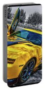 Transformers Bumble Bee 2 Portable Battery Charger