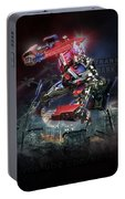 Transformers Dark Of The Moon Portable Battery Charger