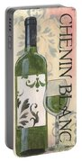 Transitional Wine Chenin Blanc Portable Battery Charger