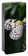 Translucent Wings On A Rice Paper Butterfly Portable Battery Charger