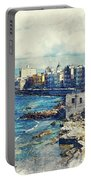 Trapani Art 19 Sicily Portable Battery Charger