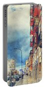 Trapani Art 20 Sicily Portable Battery Charger